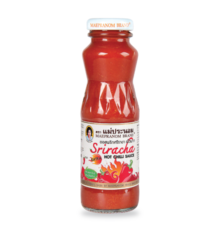 Sriracha Extra Hot Chilli Sauce