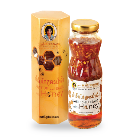 Sweet Chilli Sauce With Honey