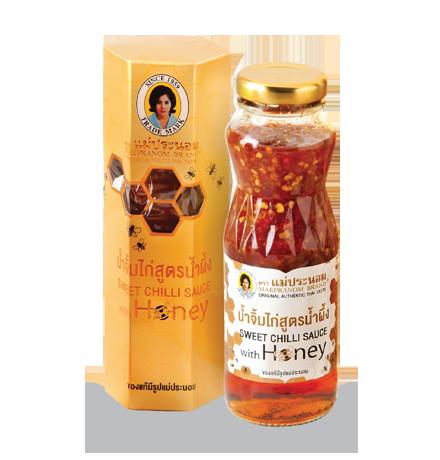 น้ำจิ้มไก่สูตรน้ำผึ้ง