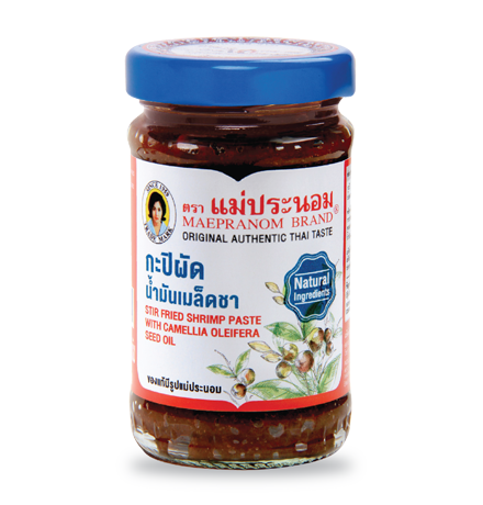 Stir Fried Shrimp Paste With Camellia Oleifera Seed Oil