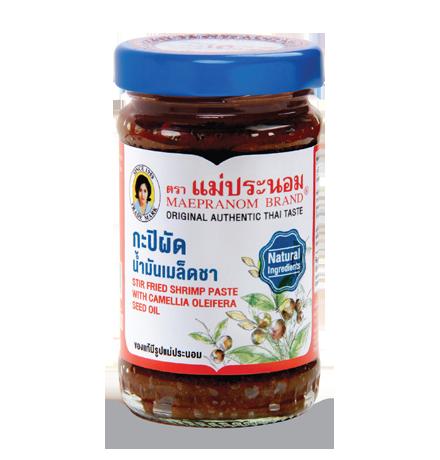 茶籽油风味虾酱