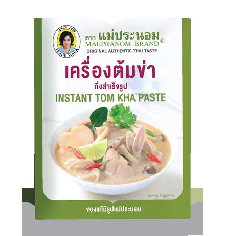 泰式椰汁鸡汤膏