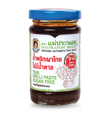 Thai Chilli Paste Sugar Free