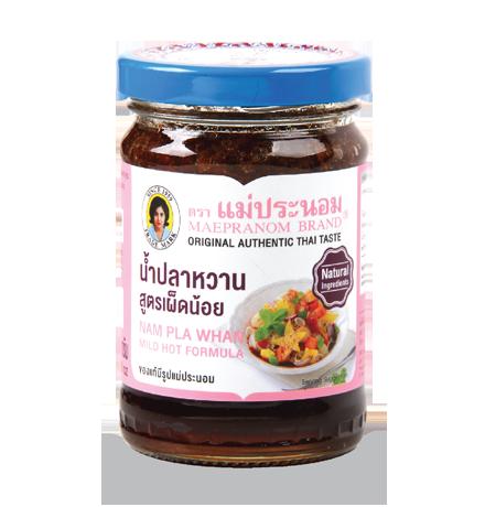 Nam Pla Whan Mild Hot Formula