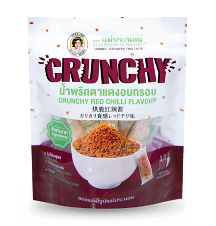 Crunchy Red Chilli Flavour