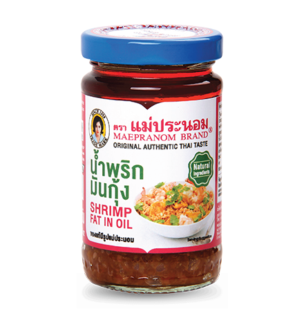 Shrimp Paste With Soybean Oil