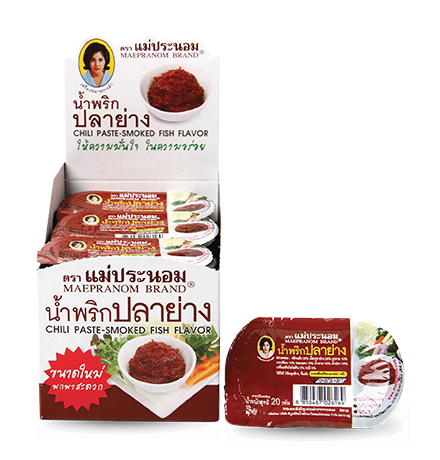 Chilli Paste-Smoked Fish Flavour