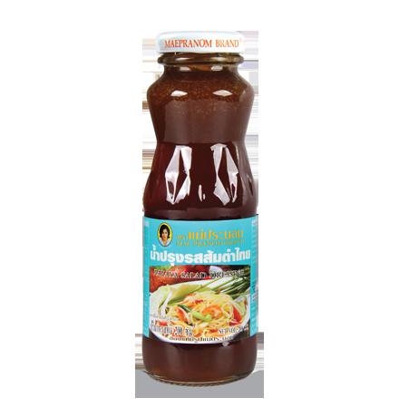 น้ำปรุงรสส้มตำไทย